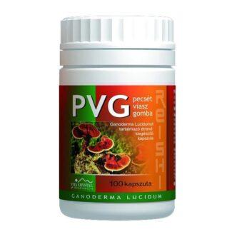 Vita Crystal PVG Pecsétviaszgomba - Ganoderma kapszula - 100 db kapszula