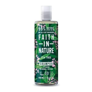 Faith in Nature Teafa sampon - 400ml