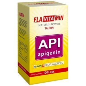 flavin7-apigenin-taurin-100db-kapszula