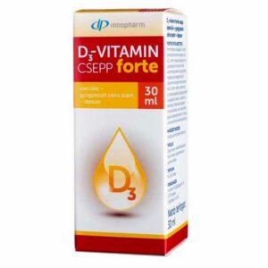 InnoPharm D3-vitamin forte csepp - 30ml