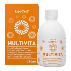 LipoCell Multivita ital – 250ml