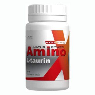 Vita Crystal Amino L-Taurin kapszula - 250 db kapszula