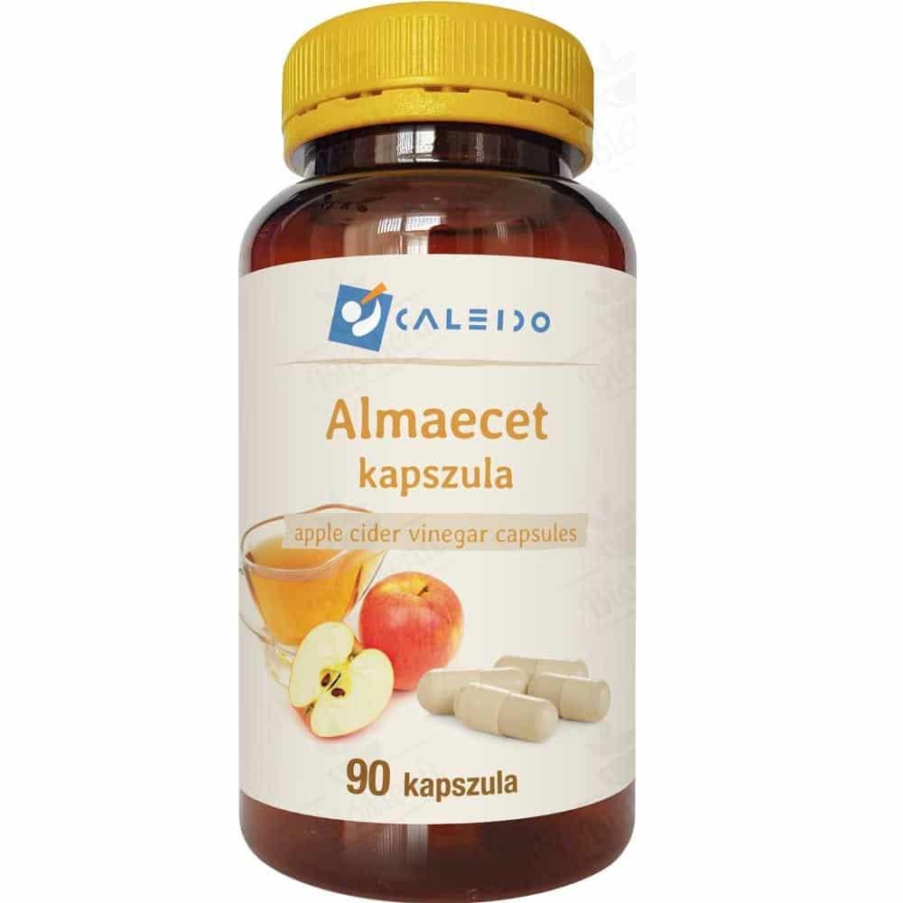 Caleido Almaecet kapszula - 90db » VitaminBolt.net