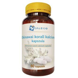Caleido OKINAWAI Korall Kalcium kapszula - 60db