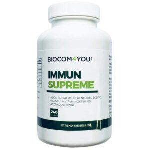 Biocom Immun Supreme kapszula - 240db