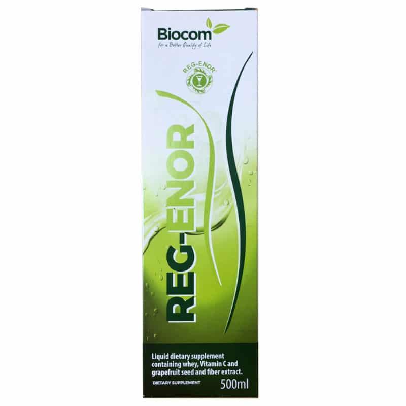 biocom regenor etrend