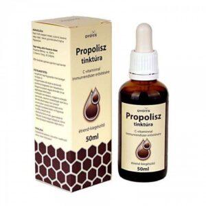 Dydex Propolisz tinktúra C-vitaminnal - 50g