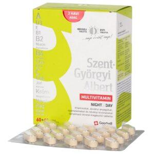 Goodwill Szent-Györgyi Albert Multivitamin tabletta - 60+60db
