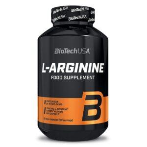 BioTech USA L-Arginine kapszula - 90db