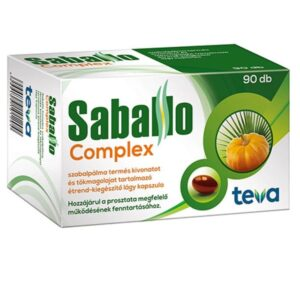 Saballo Complex kapszula - 90db