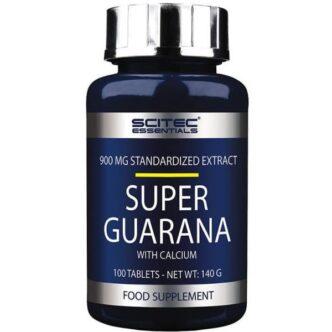 Scitec Essentials Super Guarana tabletta - 100db