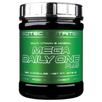 Scitec Nutrition Mega Daily One Plus multivitamin - 120 db tabletta