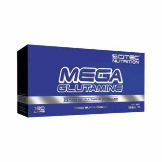 Scitec Nutrition Mega Glutamin kapszula - 120db