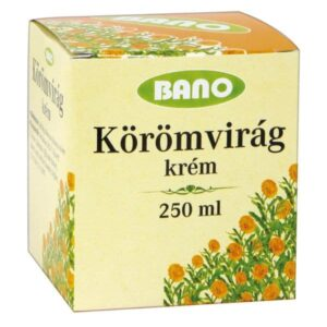 Bánó körömvirág krém - 250 ml