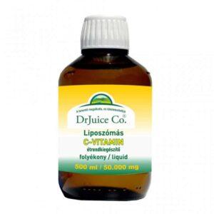 DrJuice Co. Liposzómás C-vitamin - 500ml