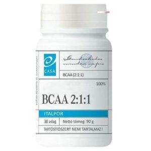 Casa BCAA 2:1:1 italpor - 90g
