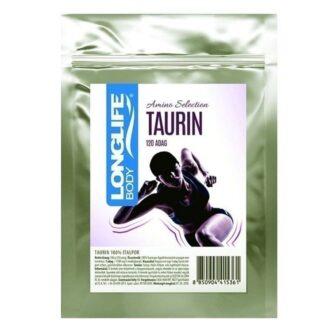 Longlife Taurin italpor - 180g