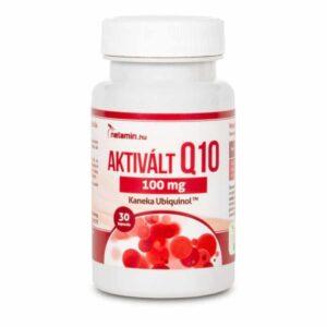 Netamin Aktivált Q10 100mg kapszula