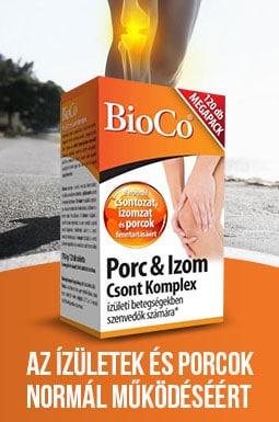 BioCo Porc & Izom Csont Komplex MegaPack tabletta – 120db