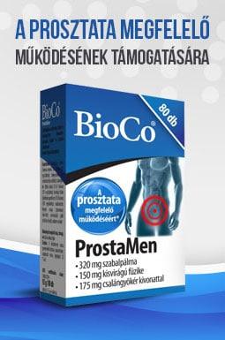 BioCo ProstaMen tabletta – 80db