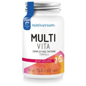 Nutriversum Multi Vita kapszula - 60db