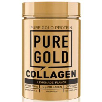 Pure Gold Collagen Marha kollagén italpor limonádé - 300g