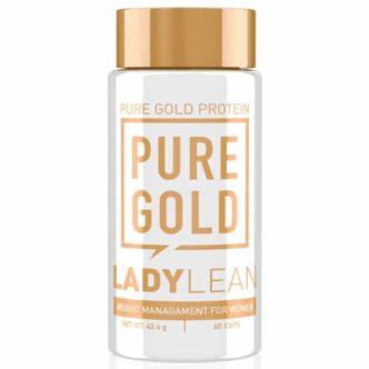 Pure Gold Lady Lean testsúlymenedzsment kapszula - 60db