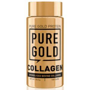 Pure Gold Marha kollagén kapszula - 100db