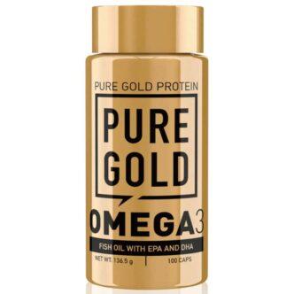 Pure Gold Omega-3 kapszula - 100db