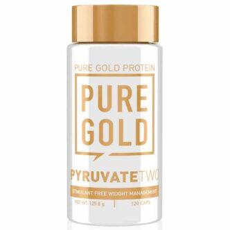 Pure Gold Pyruvate Two testsúlykontrol kapszula - 120db