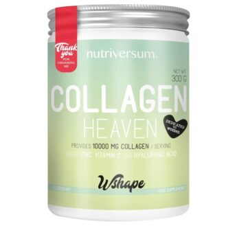Nutriversum Wshape Collagen Heaven bodza por - 300g