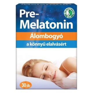 Dr. Chen Pre-Melatonin Álombogyó kapszula - 30db
