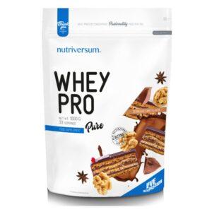 Nutriversum Pure Whey Pro zserbó - 1000g