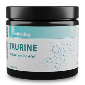 Vitaking Taurin natúr italpor - 300g