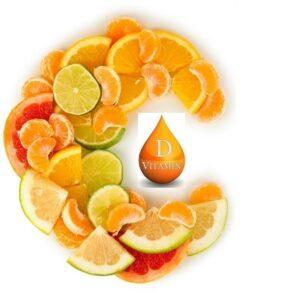 C+D kombinált vitaminok