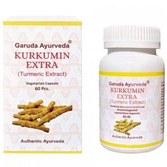 Garuda Ayurveda Kurkumin Extra kapszula - 60db