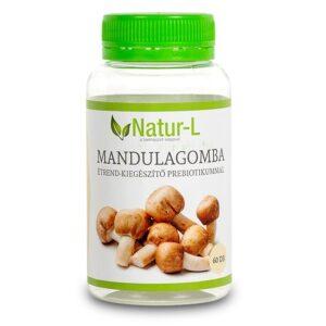 Natur-L Mandulagomba kapszula - 60db