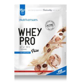 Nutriversum Pure Whey Pro tiramisu - 30g
