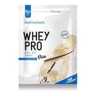 Nutriversum Pure Whey Pro vanília - 30g