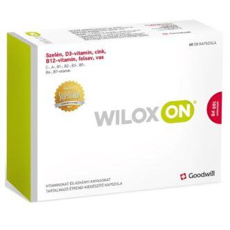 Goodwill Wiloxon - pajzsmirigy és immunrendszer támogató kapszula - 60db