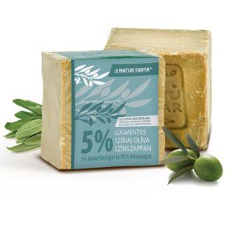 Najel Lúgmentes színszappan - 5% Babérfaolaj és 95 % Olívaolaj - 200g