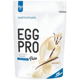 Nutriversum PURE Egg Pro vanília - 500g